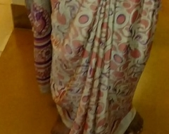 Wear increased by Cum back Satin silk saree be incumbent on neighbour 2
