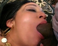 Hot indian sucks dick butt-cheeks cock