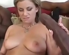 Mom having sex with son'_s friends.