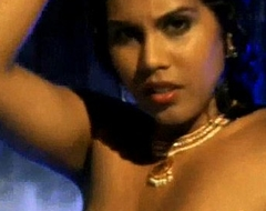 Bollywood Dancer Is Strangely Erotic