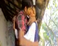Free sex clip of desi village girl open-air sex in uniform
