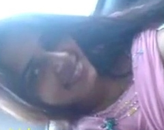 Indian intercourse mms of gorgeous girlfriend oral-job in car