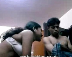 bhabhi changing in her bedroom suddenly her dewar comes inside her square naked