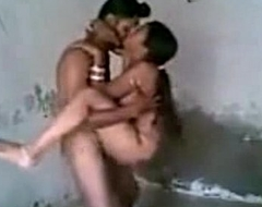 punjabi sikh newly fastened indian couple homemade sex
