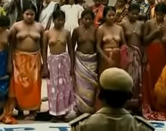 Hindi married housewife aunties stripping their dresses and uniformly their bosom in court campus sex porno glaze - 2016, September 14th.