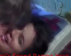 Indian Wed Forced Unintelligible with Boss and His Friend