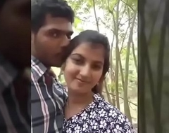 Hot Leaked MMS Be proper of Indian And Pakistani Beauties Giving a kiss Compilation 8