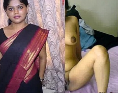 Sexy Glamourous Indian Bhabhi Neha Nair Nude Porno Video